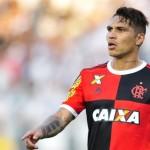 Paolo Guerrero con Flamengo cae ante Corinthians en el Brasileirao