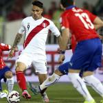 Perú vs Chile: selección busca primer triunfo rumbo a Rusia 2018
