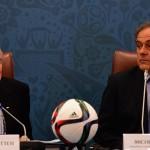 "Blatter dice que fue ""un acuerdo de caballeros"" pago que hizo a Platini"