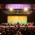 Orquesta Sinfónica Nacional deslumbra en Festival Cervantino