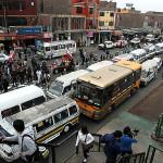 MEF: Reforma del transporte debe cumplir con la ley