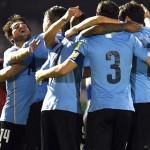 Uruguay goleó 3-0 a Colombia por las Eliminatorias Rusia 2018