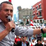 Daniel Urresti retiró precandidatura presidencial por Partido Nacionalista