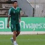 Liga BBVA: Juan Manuel Vargas con molestias en la rodilla derecha