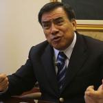 Velásquez Quesquén retira proyecto de ley sobre difusión de audios