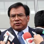 Apra considera contraproducente que Velásquez insista en proyecto de ley