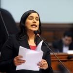 Verónika Mendoza dispuesta a debatir con Keiko Fujimori