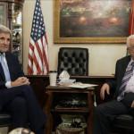 Abás pide fuerza internacional que proteja a pueblo palestino