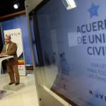 Chile: lanzan campaña informativa sobre unión de parejas homosexuales
