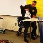 EEUU: Agresión policial a estudiante enciende las redes (VIDEO)