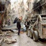 Siria: 26 muertos y 60 heridos dejan bombardeos
