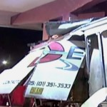Ancón: dos muertos deja choque de camión contra garita de peaje