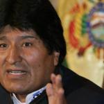 Bolivia: ministros plantarán árboles por orden de Evo Morales