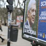 Argentina: Candidatos a la Presidencia cierran campañas electorales