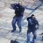 Israel: terrorista acuchilla a policía que se salva por chaleco antibalas
