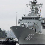 Australia y China juntos en maniobras militares