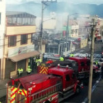 Colombia: 4 muertos y 7 heridos al caer avioneta en panadería