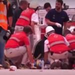 Malta: magnate arrolla a 26 personas con su Porsche