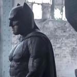 'Batman v Superman': el hombre murciélago en la baticueva (IMAGEN)