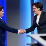 Polonia: dos mujeres se disputan el domingo riendas del gobierno