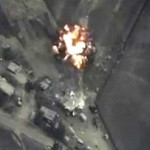 Estado Islámico: aviación rusa destruye centro de mando y arsenales
