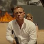 Spectre: James Bond y el último tráiler y spot de la nueva película