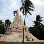 Récord Guinness: Miami erige castillo de arena más alto del mundo
