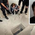 'El Chapo' Guzmán: pese a martillazos en la celda nadie reaccionó (VIDEO)