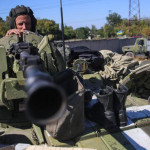 Ucrania: separatistas de Lugansk terminan primera etapa de repliegue