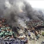 China: nueve muertos tras explosión en una fábrica química