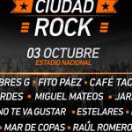 Ciudad Rock: lo que tienes que saber del festival de este sábado