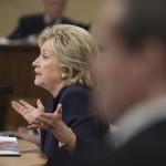 Hillary Clinton: hice lo que pude ante ataque a consulado en Bengasi