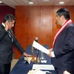 CNM toma juramento a 40 nuevos jueces y fiscales