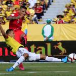 Perú perdió 0-2 ante Colombia en inicio de Eliminatorias Rusia 2018
