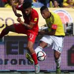 Perú vs. Colombia: postales del partido en Barranquilla (FOTOS)