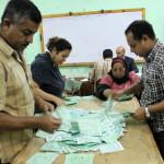 Egipto: CES inicia conteo de votos de elección parlamentaria