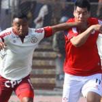 Universitario con empate en Chiclayo alcanzó la punta del Clausura