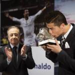 Cristiano Ronaldo: Real Madrid rinde homenaje a su máximo goleador