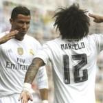 Liga española: Real Madrid gana 3 -1 a Las Palmas en el Bernabéu