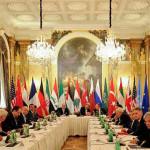 Guerra en Siria: Cumbre ministerial termina sin acuerdo