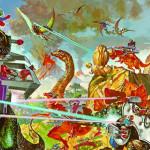 Dino-Riders: Mattel interesada en llevarlos a la pantalla grande