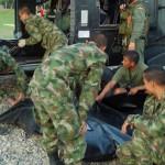 Colombia: 9 Guerilleros del ELN abatidos en enfrentamiento con militares