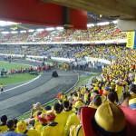 Perú vs. Colombia dejará US$ 4,4 millones a Barranquilla
