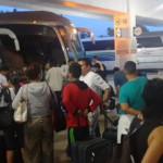 """México: evacuan 10 mil turistas por llegada del """"súper huracán"""" Patricia (VIDEO)"""