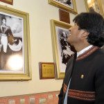Rinden homenaje a militar que promovió Confederación Perú-Boliviana