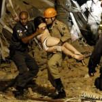 Brasil: Explosión destruye 20 casas cerca al Estadio de Maracaná
