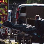 Francia:  43 muertos deja choque de autobús con camión