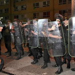 Chile: huelga de gendarmes se extiende a varias cárceles