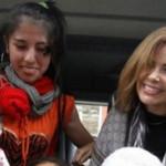 """Gloria Trevi llega a Lima: """"Qué bello eres Perú"""""""