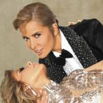 Gloria Trevi pasó de hombre a mujer en concierto en Lima